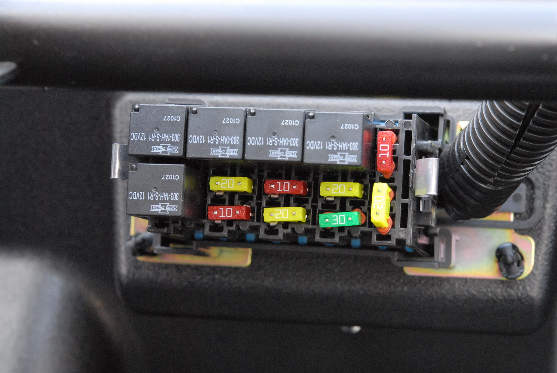 [SCHEMATICS_4US]  900XP Wiring Relay Fuse Block Electrical Wiring Schematic | Polaris RZR  Forum - RZR Forums.net | 2015 R1 Fuse Box Location |  | Polaris RZR Forum