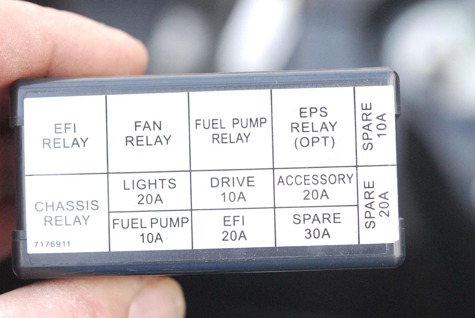 2008 polaris fuse box electrical fuse polaris rzr forum rzr forums net  electrical fuse polaris rzr forum