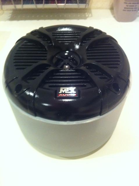 Pvc Sound System : Diy pvc speaker enclosure projects ideas