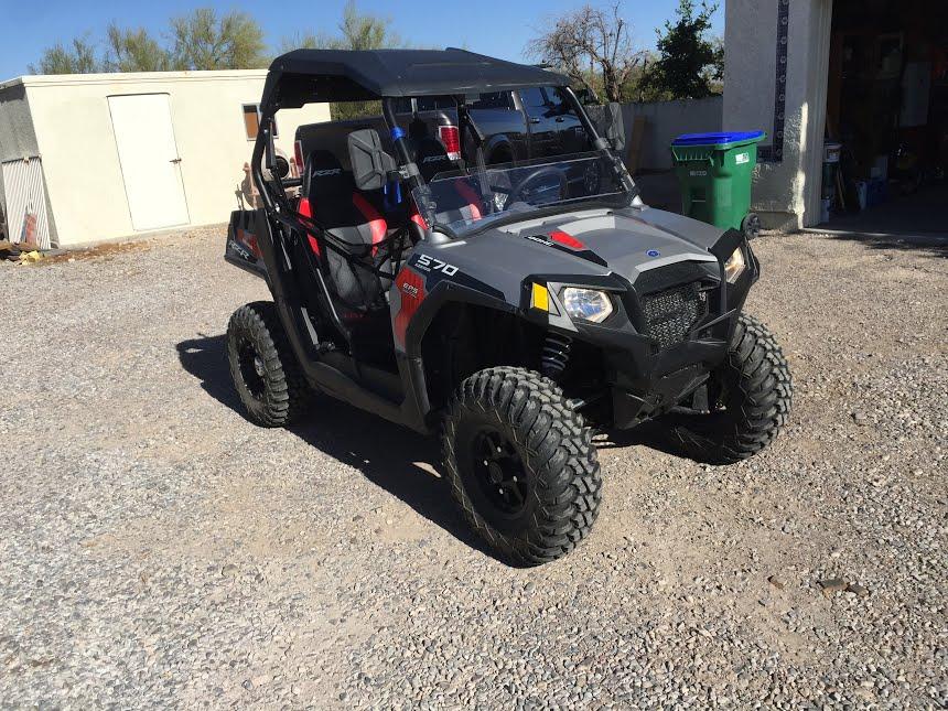 2 NEW 27//9-12 RAGE STORM ATV 27//9 TIRES