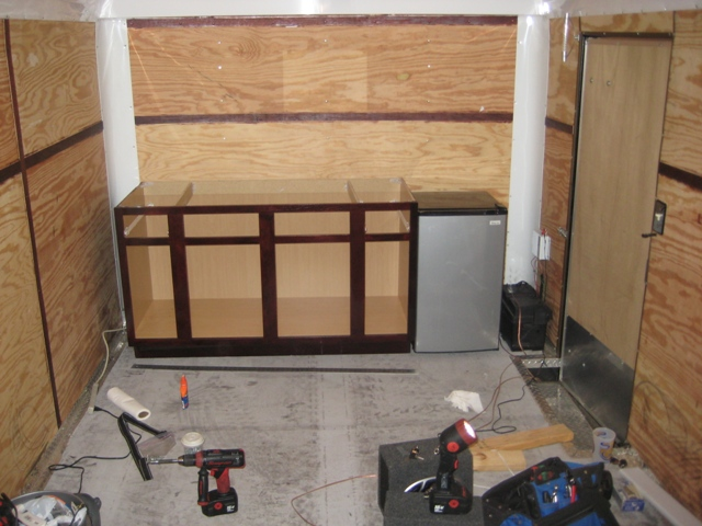 20ft enclosed trailer conversion - polaris rzr forum - rzr forums