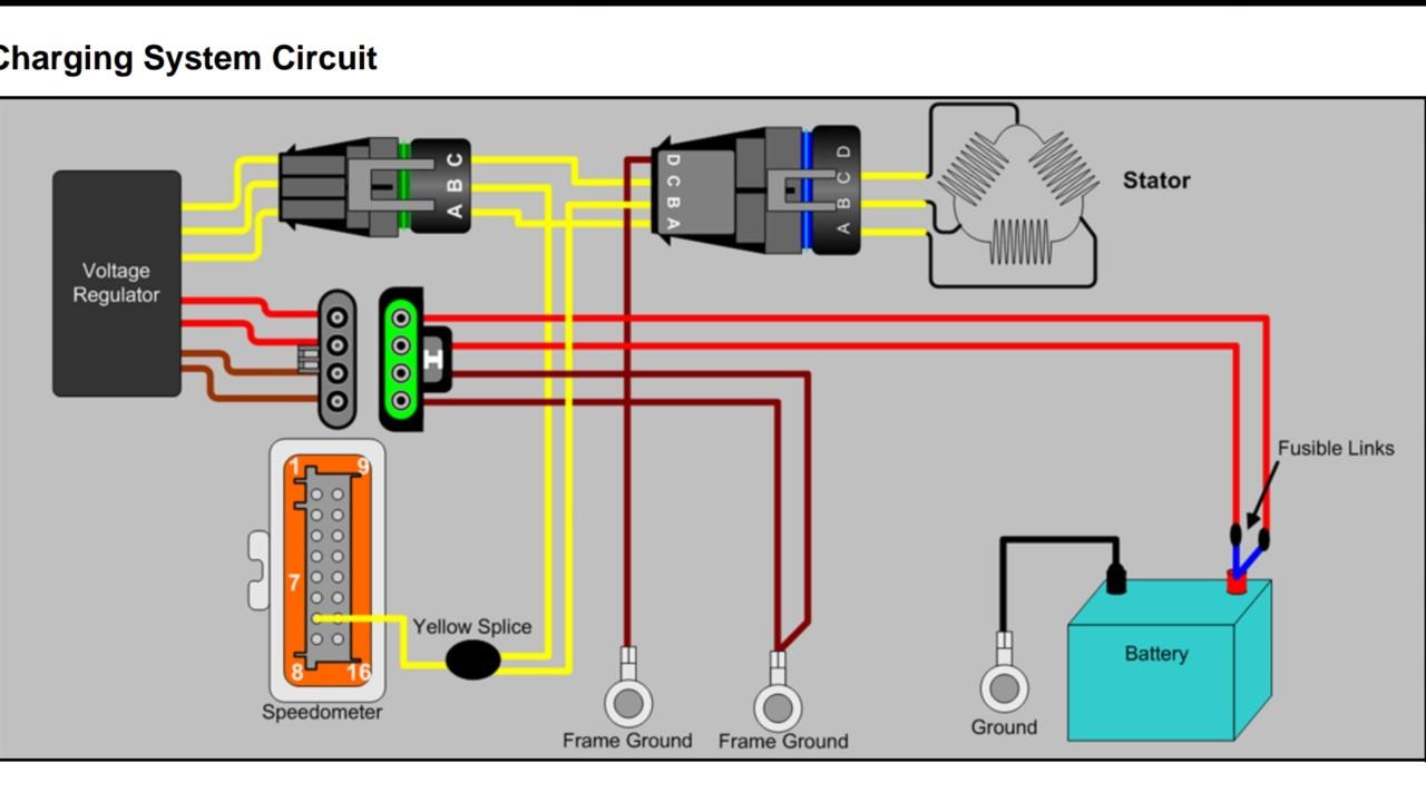 Brand new stator half charging? | Polaris RZR Forum - RZR Forums.net | Speedometer Wiring Diagrams Polaris Rzr 800 |  | RZR Forums