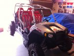 rzr xp 4 with new seats and harness .JPG
