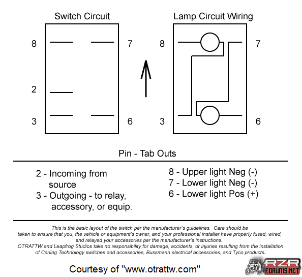 4 pole switch wiring diagram images wiring diagram on single pole 12 volt rocker switch wiring diagram