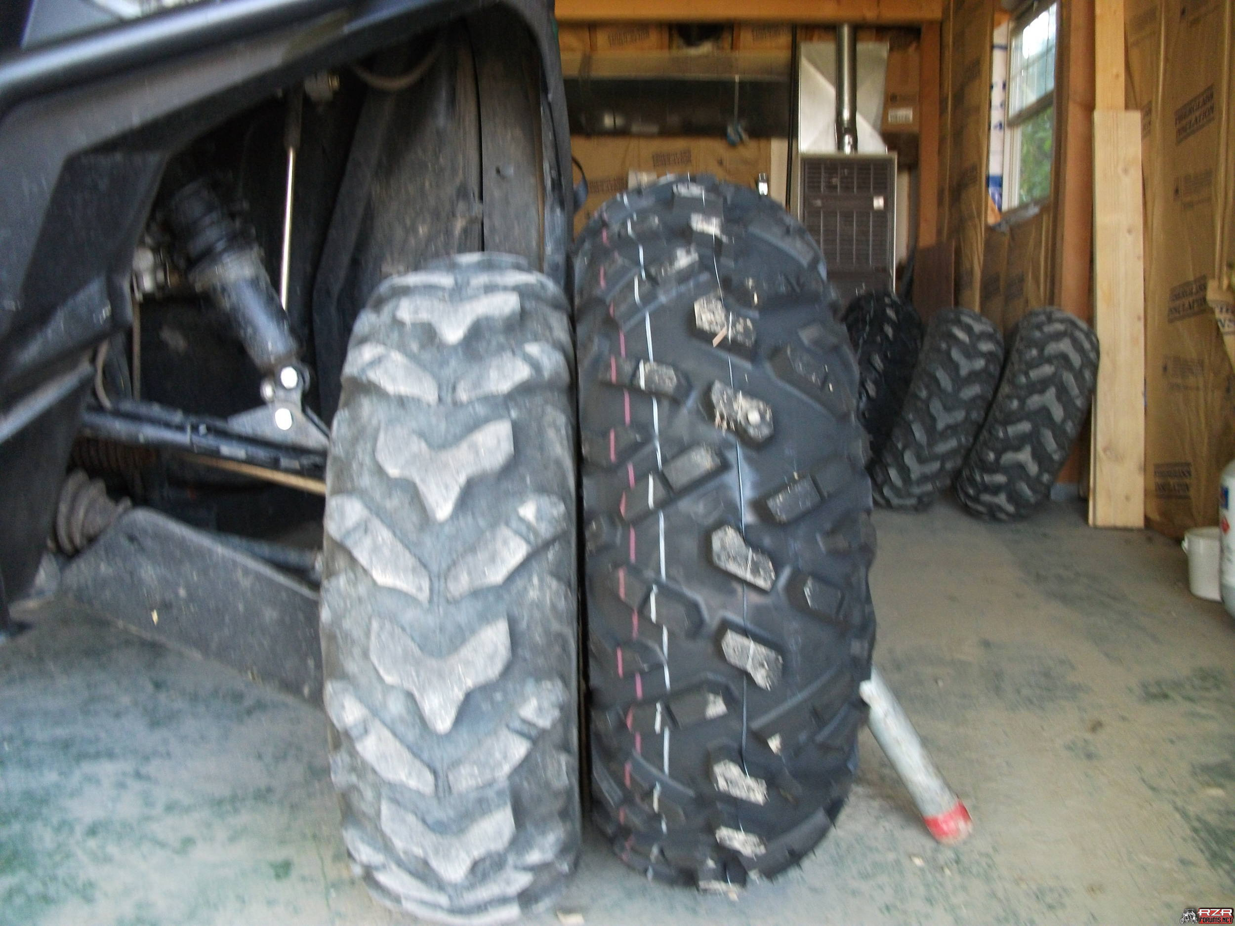 Tire Wheel Polaris Rzr Forum Rzr Forums Net