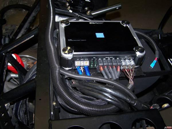 Finished Ssvworks Speaker Pod Install Polaris Rzr Forum