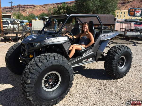 Rock Bouncer For Sale >> RZR 1200 Rock Crawler from Red Dot Engineering - Polaris RZR Forum - RZR Forums.net