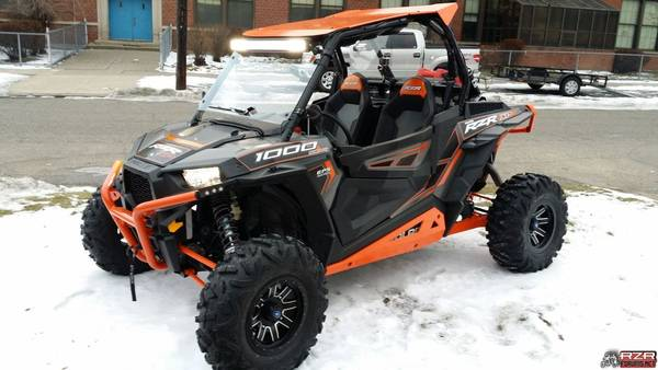 February 2014 Rzr Of The Month Voting Is Open Polaris