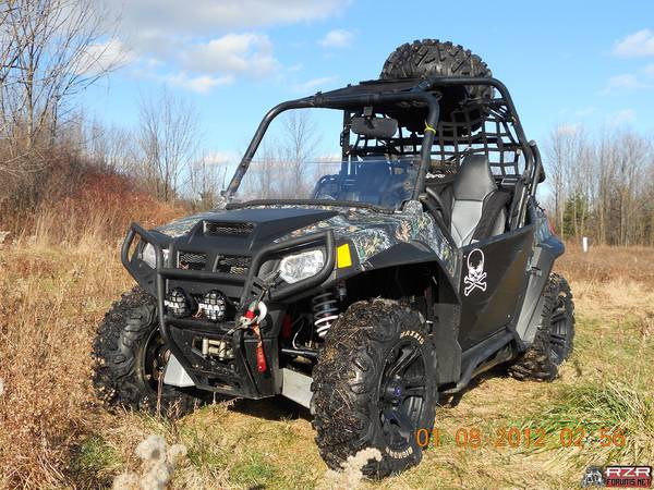 January 2012 Rzr Of The Month Voting Is Open Polaris