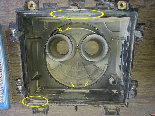 Air filter issues on 900 - Page 2 - Polaris RZR Forum - RZR
