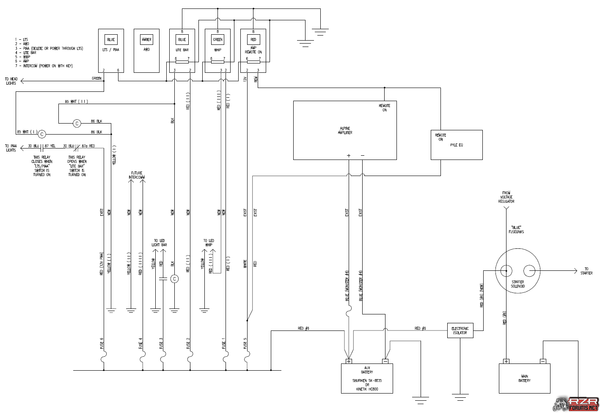 wiring diagram for a polaris rzr 1000 readingrat net Polaris RZR 900 Maintenance RZR 4 Wiring Diagram polaris wiring diagram 2014 rzr 900