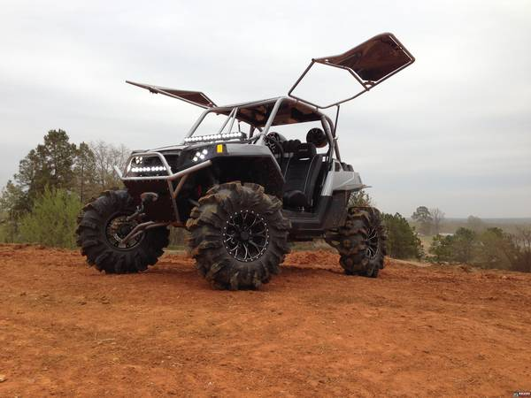 Submit Your Machine Here April 2013 Rzr Of The Month