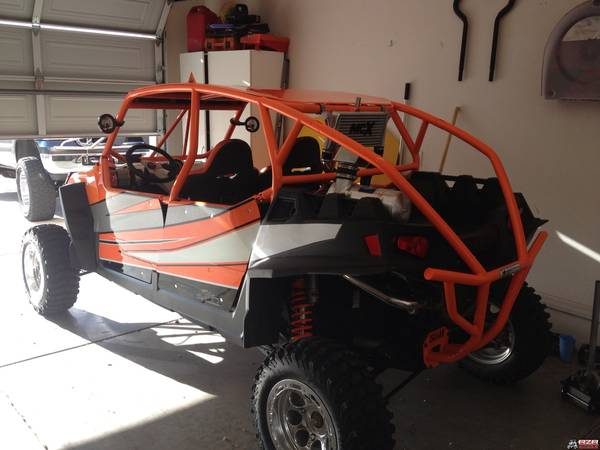 Lowest Profile Roll Cage Page 4 Polaris Rzr Forum