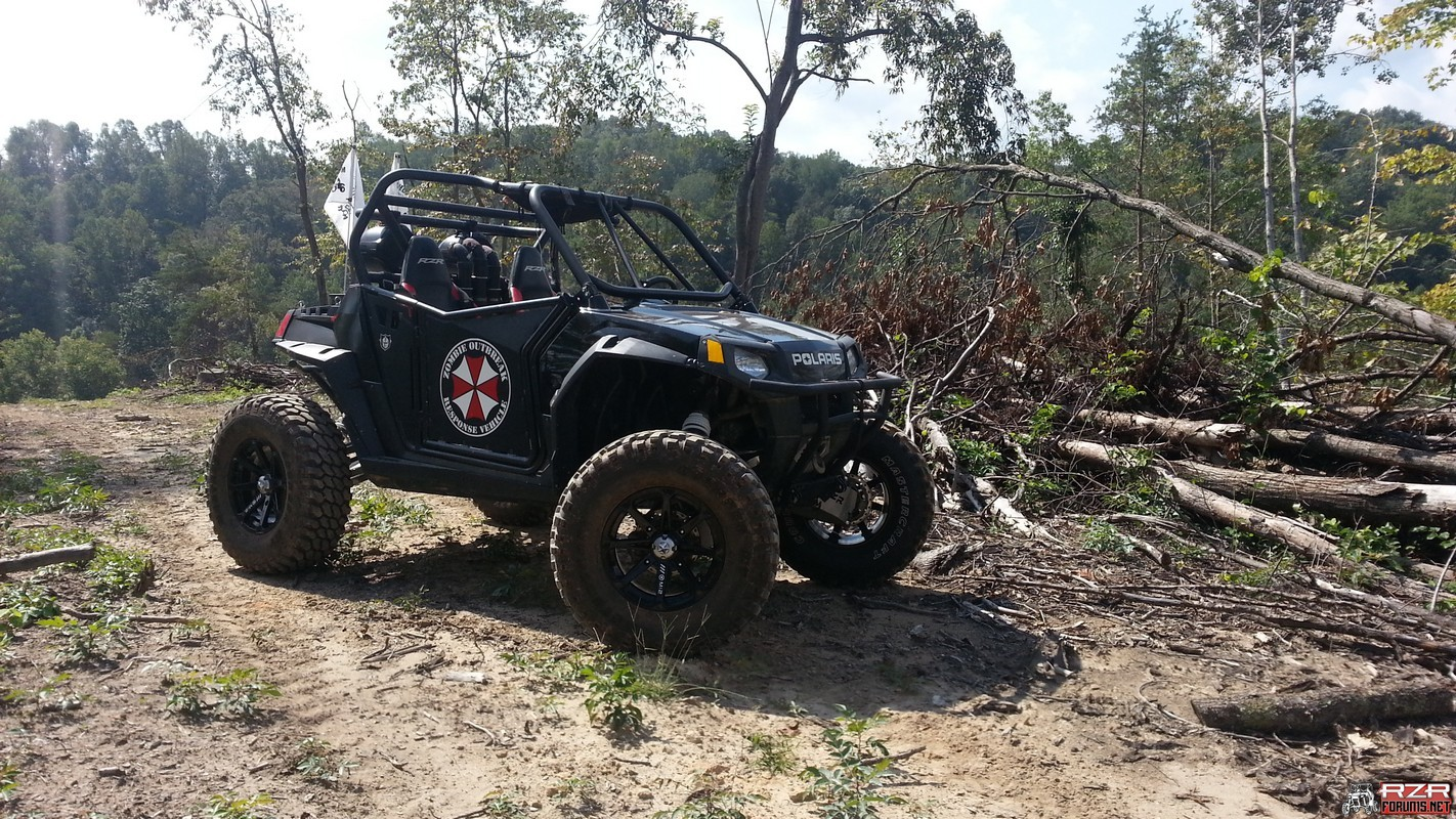 September 2012 Rzr Of The Month Voting Is Open Polaris