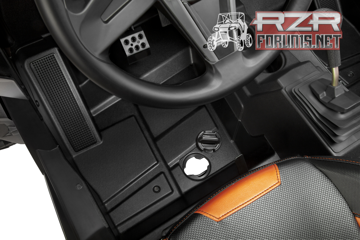 2014 Polaris RZR 1000