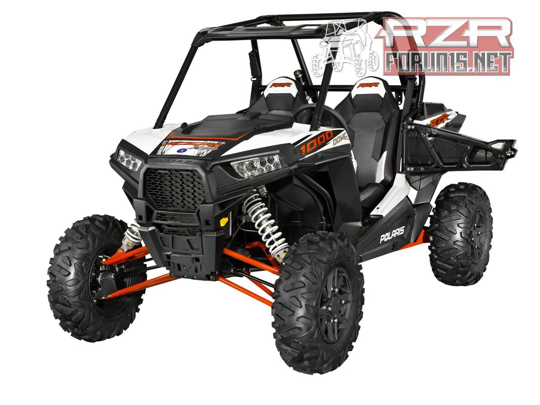 2014 Polaris RZR XP