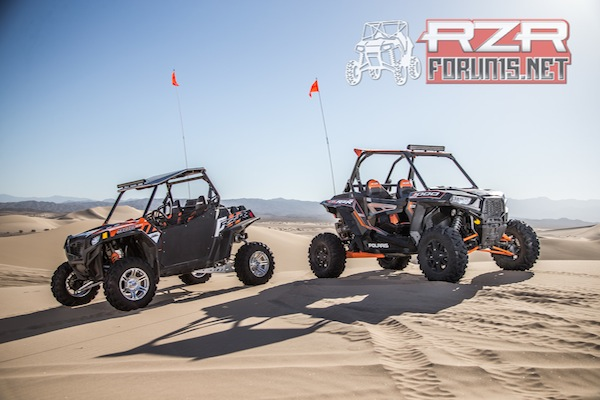 New Polaris RZR XP 1000 is unmatched in Power, Suspension and Agility