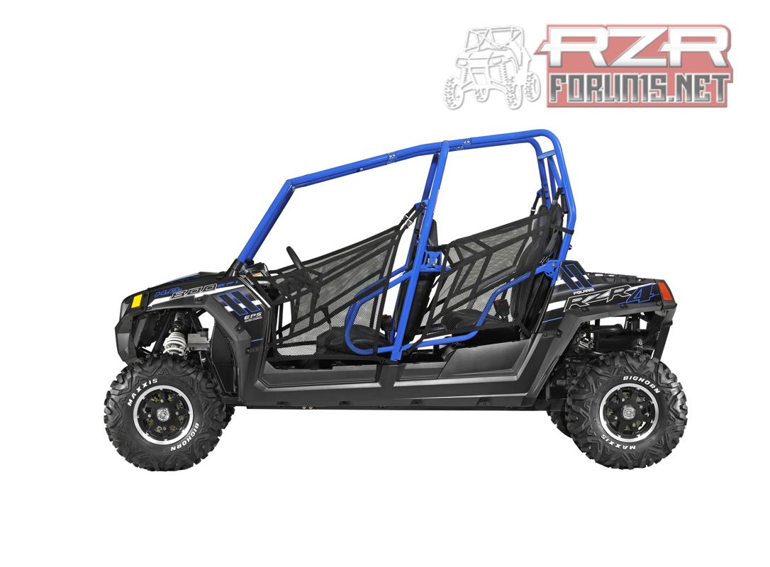2014 Polaris RZR 800 4
