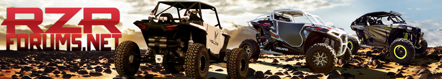 Polaris RZR Forum
