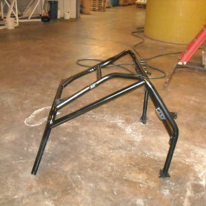 Same upgrade on RZR S roll cage