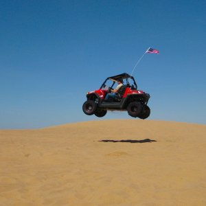 Air in the RZR