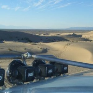 North Glamis