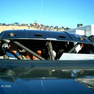Getting ready for 2005 Laughlin Race