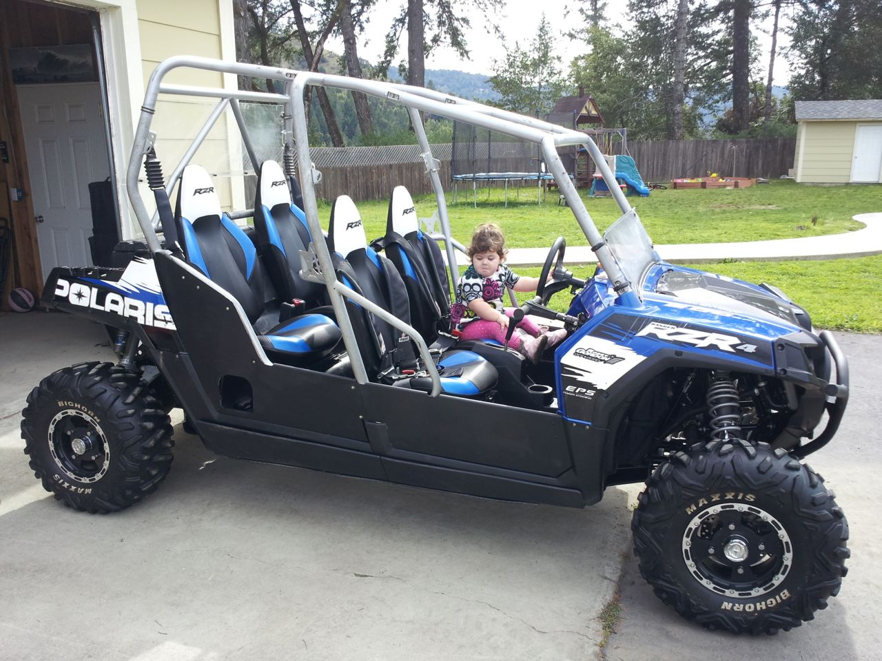 2011 rzr 4 800 robbie gordon 17k nor cal polaris rzr. Black Bedroom Furniture Sets. Home Design Ideas