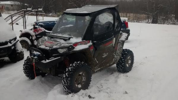 What Did You Do To Your 900 Today Page 34 Polaris Rzr