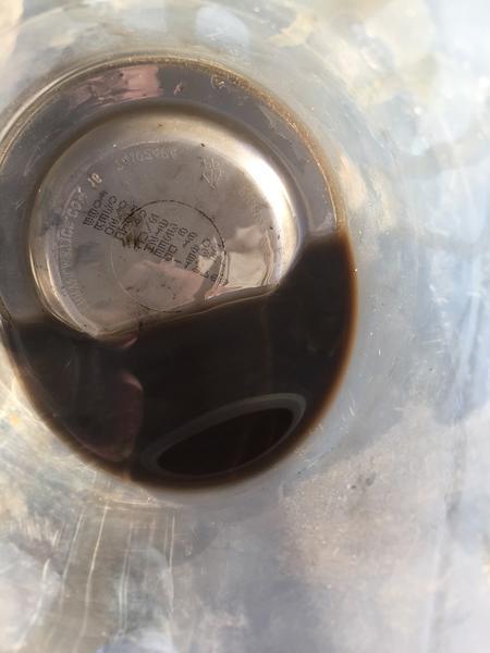 Why is My Front Diff Oil black - Polaris RZR Forum - RZR