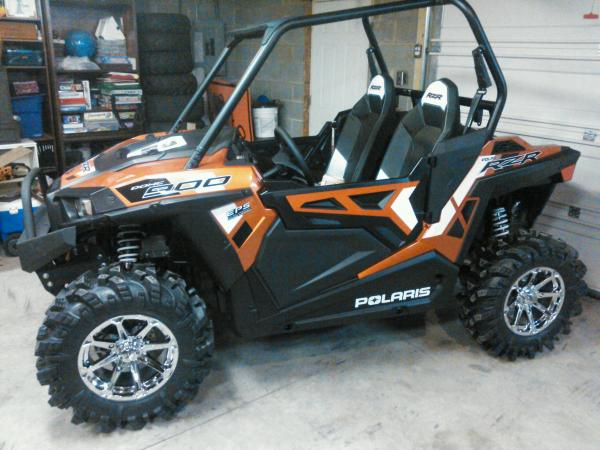 What Did You Do To Your 900 Trail Today Polaris Rzr