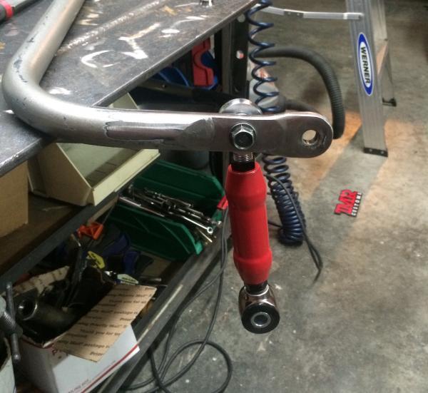 Adjustable length sway bar link - Polaris RZR Forum - RZR